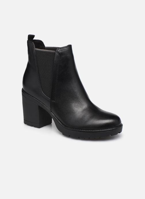 Boots en enkellaarsjes Marco Tozzi Mado Zwart detail