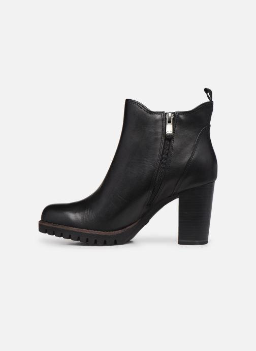 Bottines et boots Marco Tozzi Carol Noir vue face