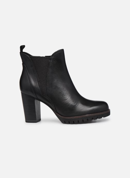 Bottines et boots Marco Tozzi Carol Noir vue derrière
