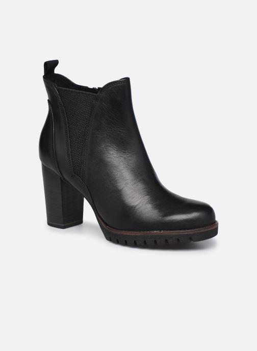 Bottines et boots Marco Tozzi Carol Noir vue détail/paire