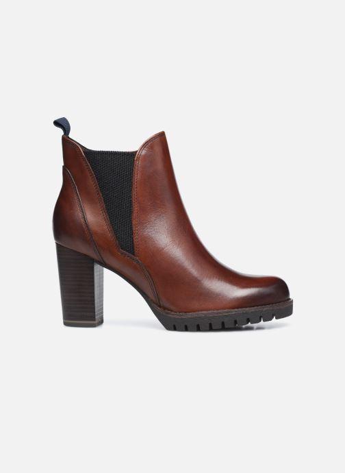 Bottines et boots Marco Tozzi Carol Marron vue derrière