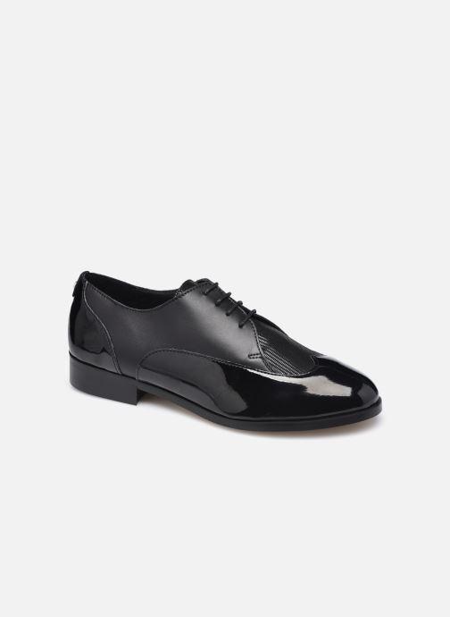 Zapatos con cordones COSMOPARIS VAVILY Negro vista de detalle / par