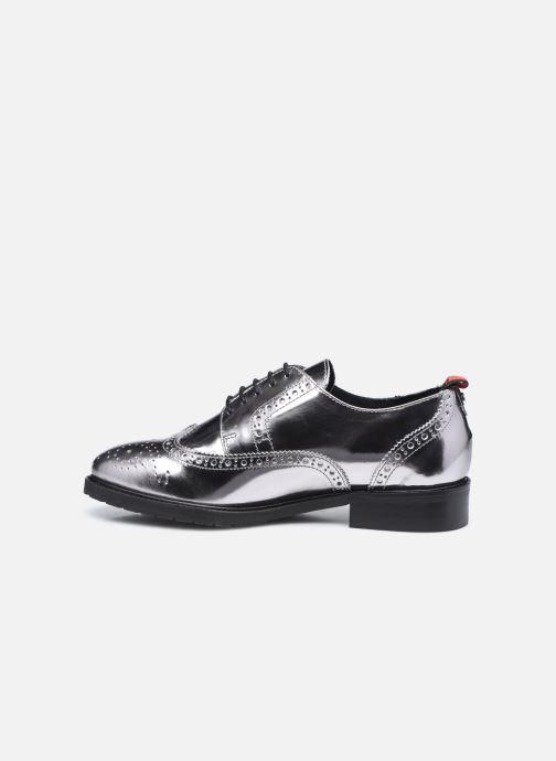 Zapatos con cordones COSMOPARIS VOTEL Plateado vista de frente