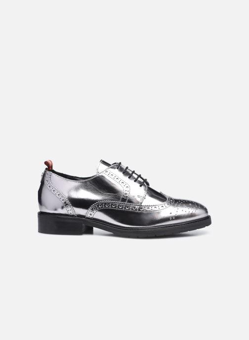 Zapatos con cordones COSMOPARIS VOTEL Plateado vistra trasera