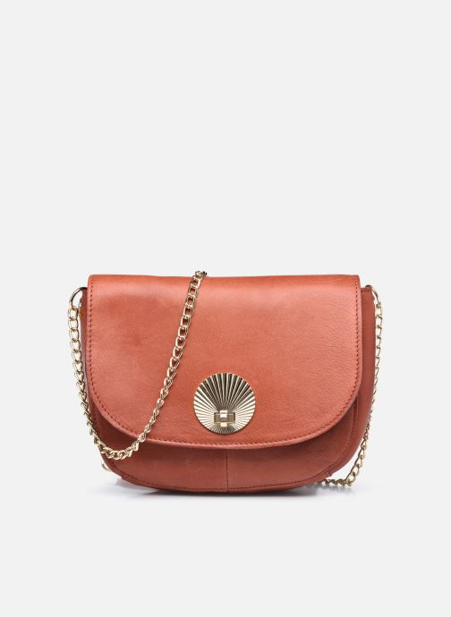 RAINNA LEATHER CROSSBODY