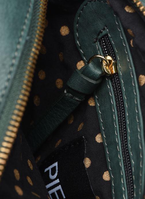 Handtaschen Pieces ROSITA LEATHER CROSSBODY grün ansicht von hinten