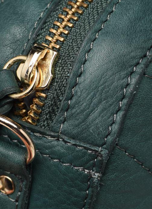 Handtaschen Pieces ROSITA LEATHER CROSSBODY grün ansicht von links