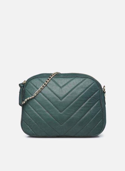 Handtaschen Pieces ROSITA LEATHER CROSSBODY grün detaillierte ansicht/modell