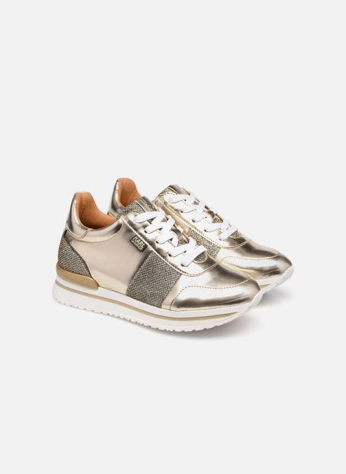 Sneaker Karl Lagerfeld Z19042 gold/bronze 3 von 4 ansichten