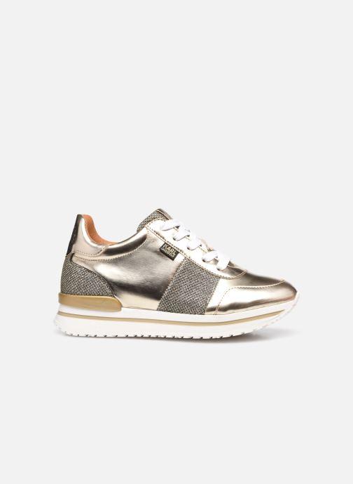 Sneaker Karl Lagerfeld Z19042 gold/bronze ansicht von hinten