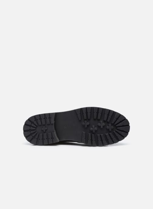 Botines  Karl Lagerfeld Z19045 Negro vista de arriba