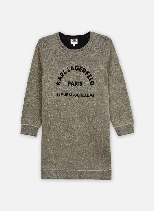 Vêtements Karl Lagerfeld Z12166 Or et bronze vue détail/paire