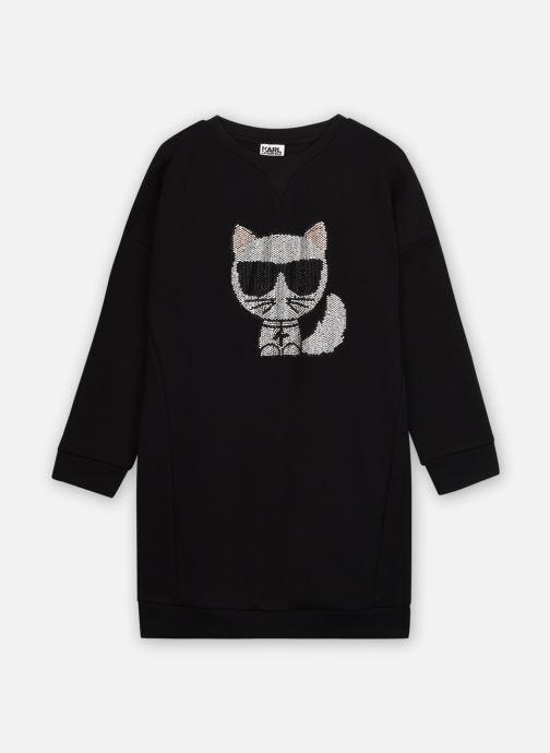 Vêtements Karl Lagerfeld Z12150 Noir vue détail/paire