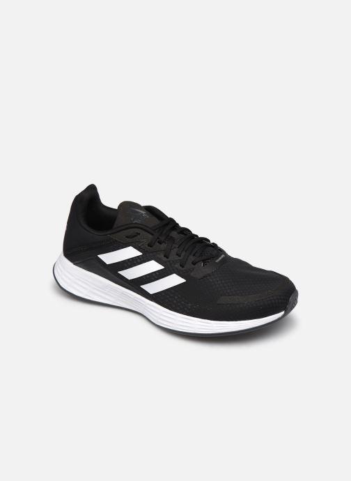 Chaussures de sport adidas performance Duramo Sl Noir vue détail/paire