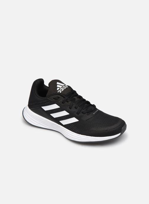 Zapatillas de deporte adidas performance Duramo Sl Negro vista de detalle / par