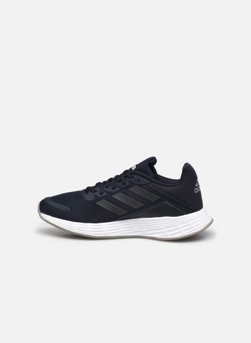 Chaussures de sport adidas performance Duramo Sl Noir vue face