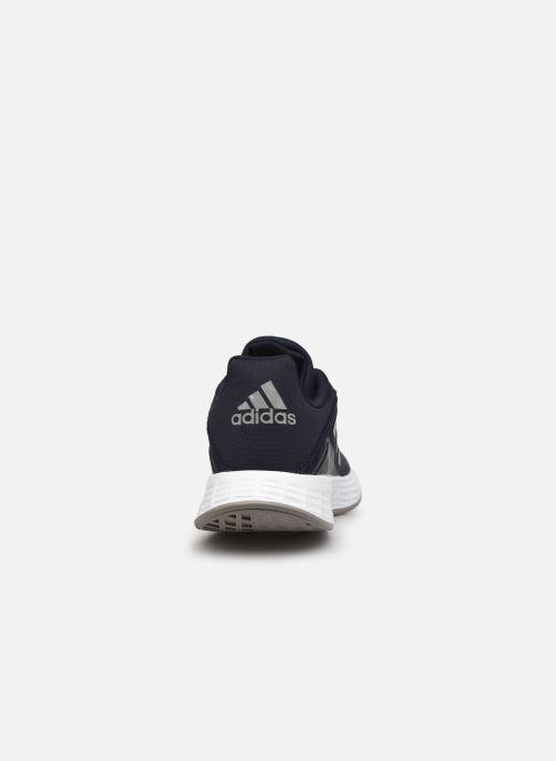 Chaussures de sport adidas performance Duramo Sl Bleu vue droite