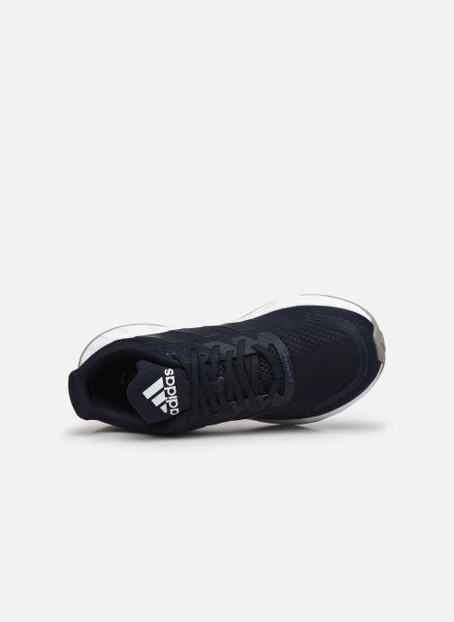 Chaussures de sport adidas performance Duramo Sl Bleu vue gauche