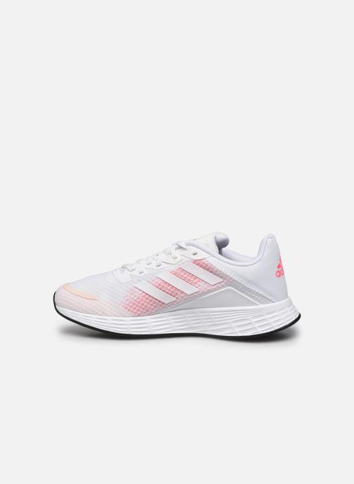 Chaussures de sport adidas performance Duramo Sl Blanc vue face