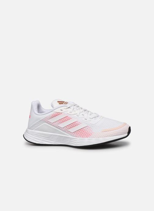 Chaussures de sport adidas performance Duramo Sl Blanc vue derrière