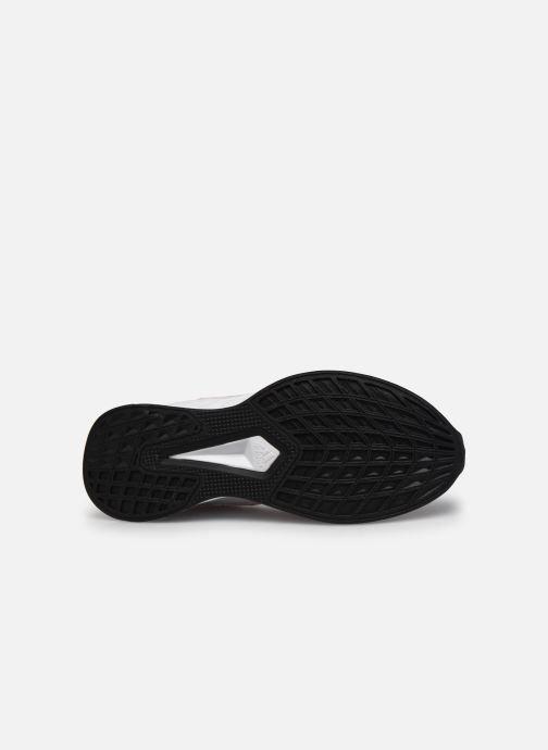 Chaussures de sport adidas performance Duramo Sl Blanc vue haut