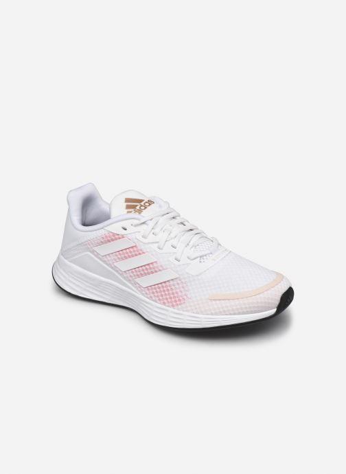 Chaussures de sport adidas performance Duramo Sl Blanc vue détail/paire