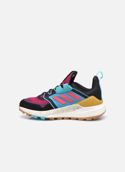 Chaussures de sport adidas performance Terrex Trailmaker B Multicolore vue face