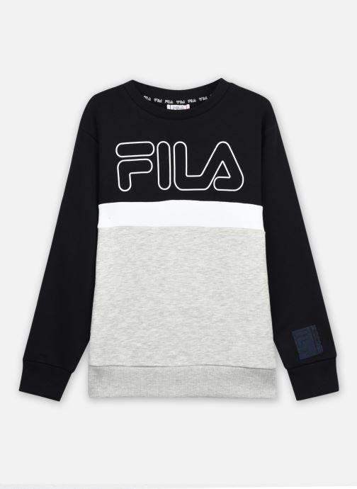 Vêtements FILA SALVO crew swaet Gris vue détail/paire