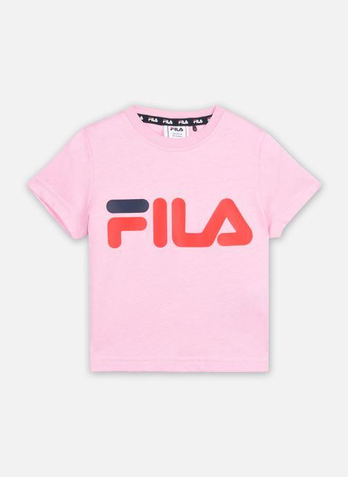 Vêtements FILA LEA classic logo tee Rose vue détail/paire