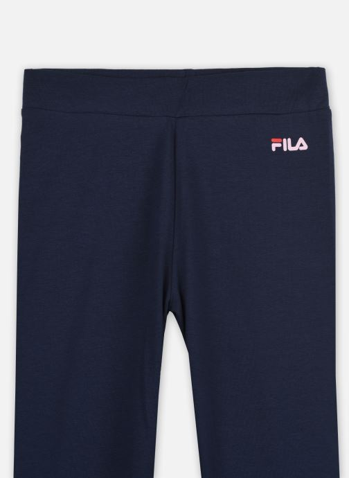 Vêtements FILA TIFFY logo leggings Bleu vue face