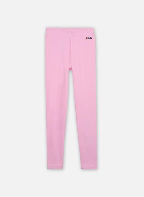 Vêtements FILA TIFFY logo leggings Rose vue détail/paire