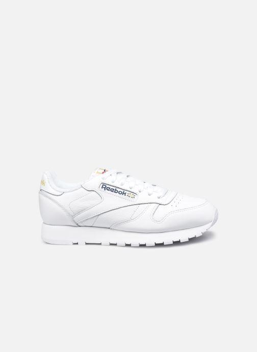 Sneakers Reebok Cl Leather Mu W Bianco immagine posteriore