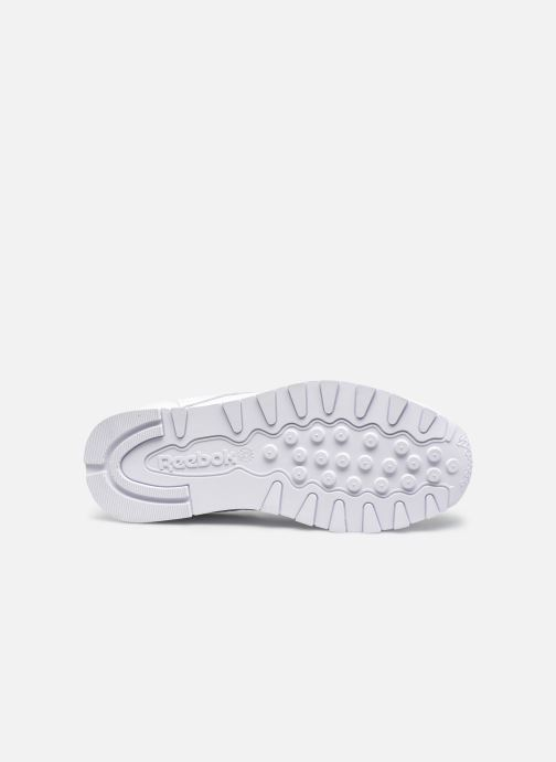 Sneakers Reebok Cl Leather Mu W Bianco immagine dall'alto