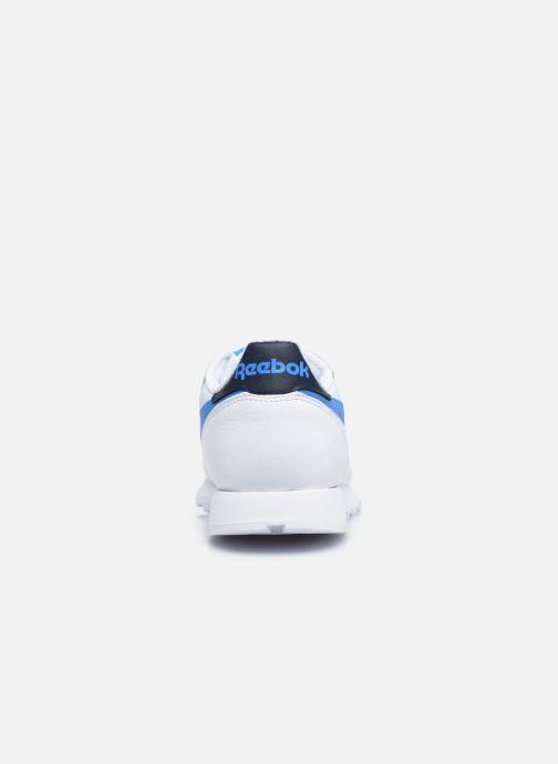 Sneakers Reebok Cl Lthr M Bianco immagine destra