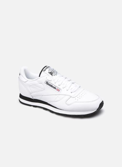 Sneaker Reebok Cl Lthr M weiß detaillierte ansicht/modell