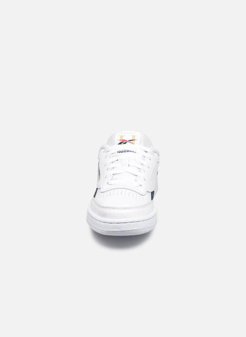 Baskets Reebok Club C Revenge Mu W Blanc vue portées chaussures