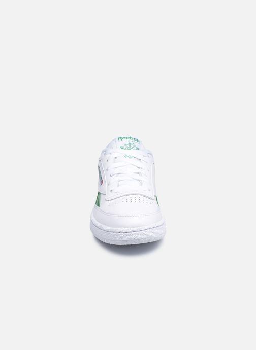Sneakers Reebok Club C Revenge Mu W Bianco modello indossato