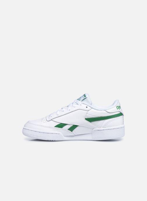 Sneakers Reebok Club C Revenge Mu W Bianco immagine frontale