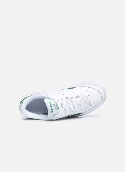 Sneakers Reebok Club C Revenge Mu W Bianco immagine sinistra