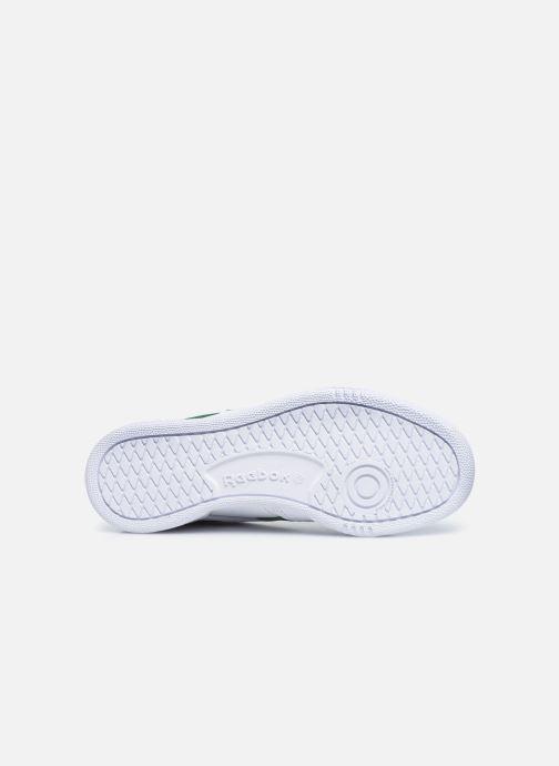 Sneakers Reebok Club C Revenge Mu W Bianco immagine dall'alto