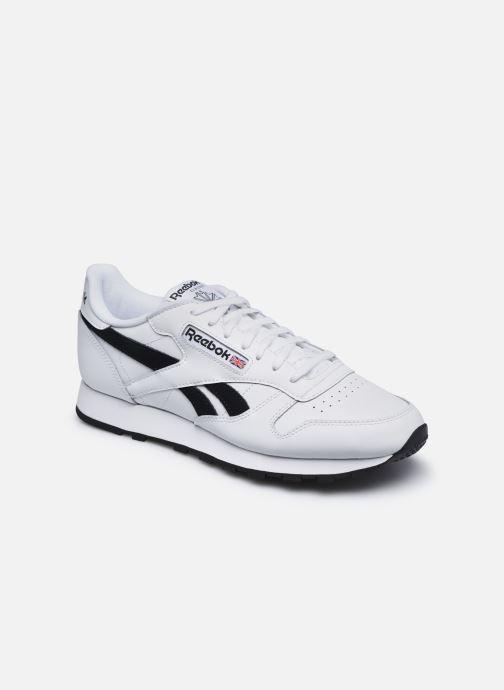 Sneaker Reebok Cl Lthr Mu weiß detaillierte ansicht/modell