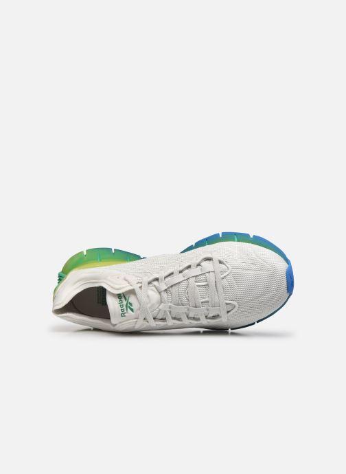 Sneakers Reebok Zig Kinetica (Ree)Cycled Bianco immagine sinistra