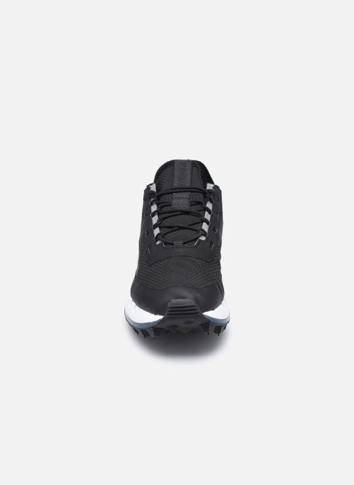 Sneaker Reebok Reebok Legacy 83 schwarz schuhe getragen