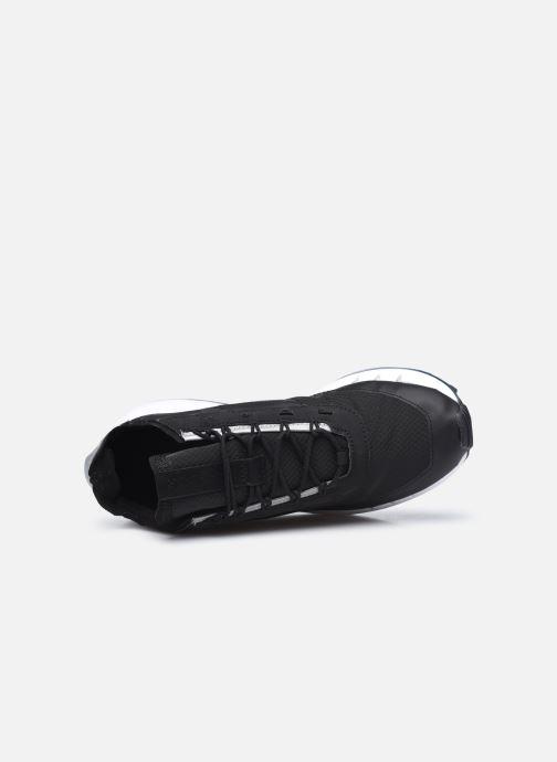 Sneaker Reebok Reebok Legacy 83 schwarz ansicht von links