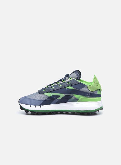 Sneakers Reebok Reebok Legacy 83 Verde immagine frontale