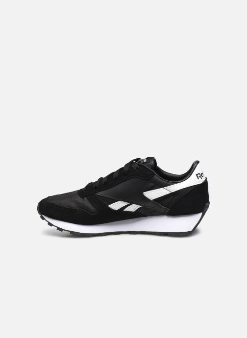 Sneakers Reebok Cl Lthr Az W Nero immagine frontale
