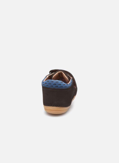 Boots en enkellaarsjes Aster Kimousi Bruin rechts