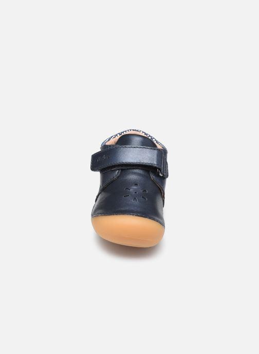 Bottines et boots Aster Kimousi Bleu vue portées chaussures