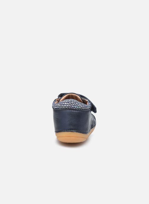 Bottines et boots Aster Kimousi Bleu vue droite