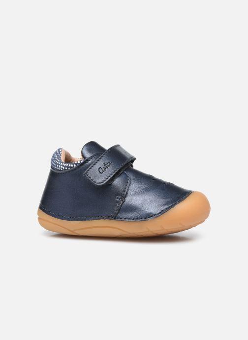 Bottines et boots Aster Kimousi Bleu vue derrière